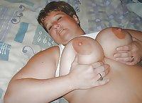 Big nippled chubby & BBWs 2