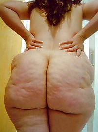 BBW & SSBBW Asses Collection #17
