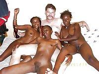 white man fuck black girl