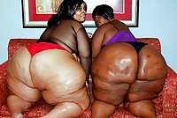 ebony bbw & ssbbw ass