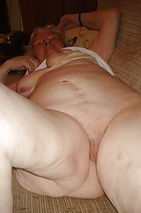 very old granny mature amateur chubby old housewife