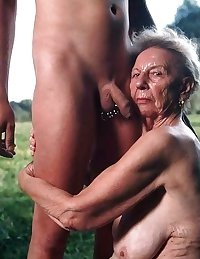 Webtastic Special: Granny Time Vol.34