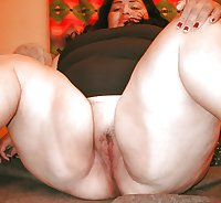 BBW chubby supersize big tits huge ass women 1