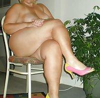 BBW chubby supersize big tits huge ass women 6
