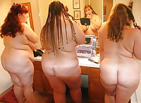 BBW & SSBBW Asses Collection #26
