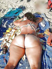 thick white creamy big booty 27