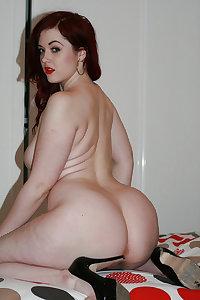 BBW chubby supersize big tits huge ass women 4