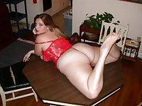 BBW chubby supersize big tits huge ass women 10