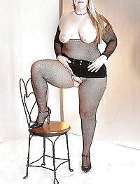 BBW chubby supersize big tits huge ass women 7