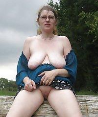 Euter BBW Granny
