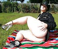 BBW chubby supersize big tits huge ass women 5