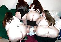 SSBBW Big Boobs and Asses Amateure 1