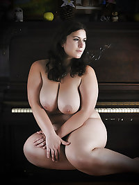 BBW's big bellies and tits