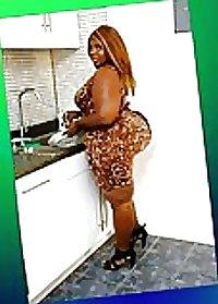 Big ass sexy SSBBW & BBW Hips and Ass! #2