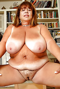 All I want for CHRISTMAS is a ... FAT & HAIRY GRANNY!