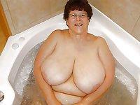 My favorite variety pics 2 big tits, bbw, grannies