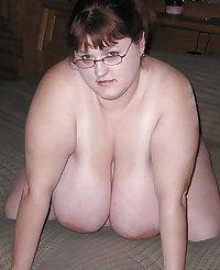 BBW's with huge breasts