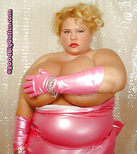 BBW Mature femdom pvc latex leather strapon 22