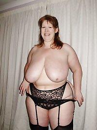 BBW chubby supersize big tits huge ass women 2