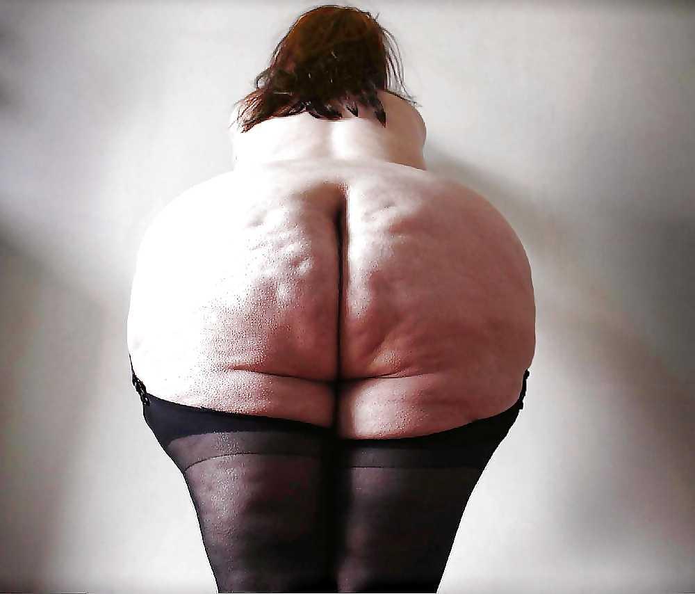 просто жопы жирные толстухи был